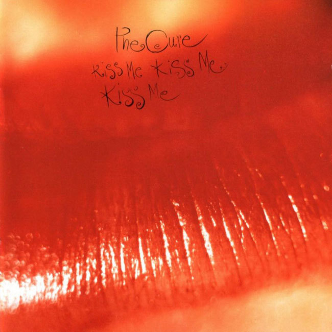 The Cure's 'Kiss Me, Kiss Me, Kiss Me' to receive red-vinyl reissue for Record Store Day | DETAILS