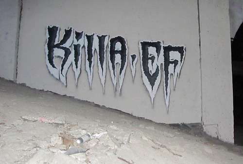 KILLA EF! by CAPITAL Q SDK on Flickr.