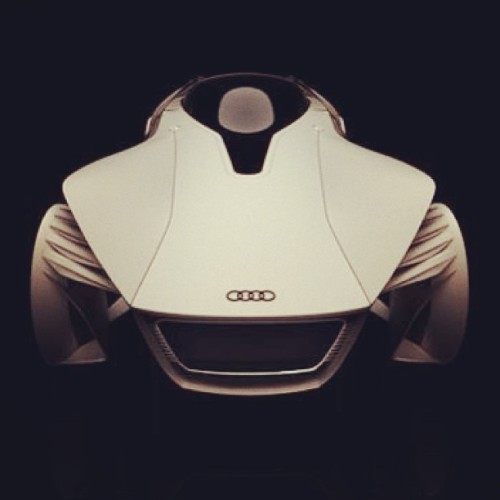 Audi Cultural Achievement Concept. #design #cars
