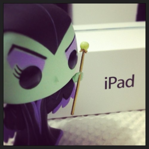 Maleficent approves