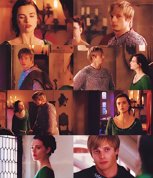 simply-aly152:   Merlin Rewatch: Arthur & Morgana → 2.04 Lancelot And Guinevere