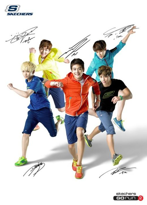 SHINEE - Sketchers Photos (1)