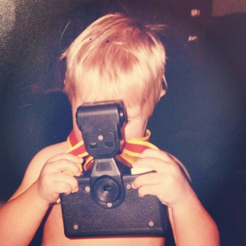 #throwbackthursday my first camera