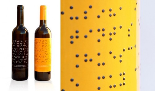 (via 50 Creative Wine Label Designs | CreativeFan)