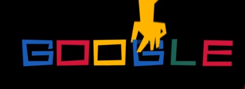 bromo-aj:  how perfect is google commemorating Saul bass' birthday. iconic.