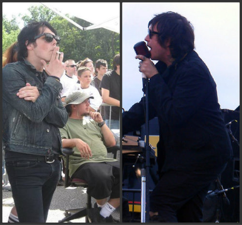 bobblowdryar:  gerard is frank and frank is gerard