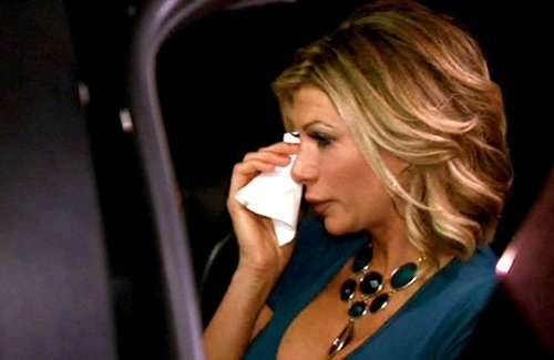 'RHOC': Alexis Bellino Talks Bullying and Why She Came Back for Season 8