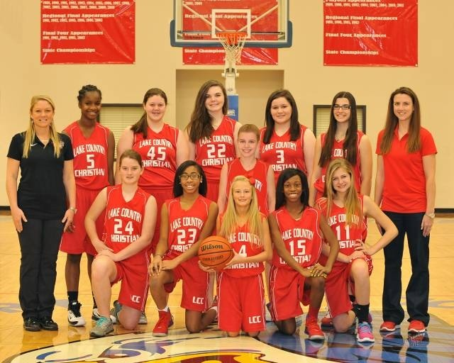 Lccs wonderful middle school basketball team
