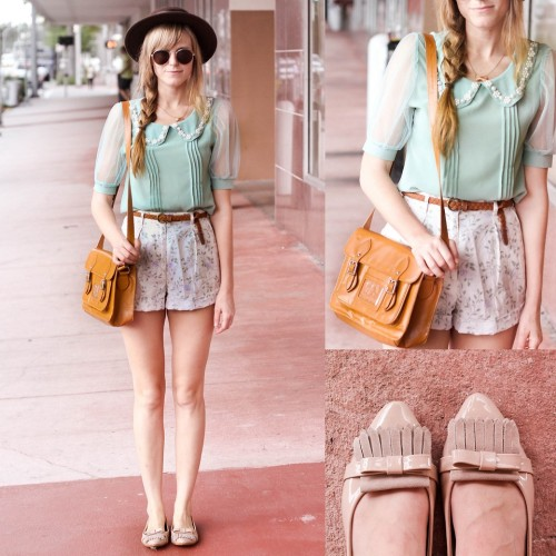 lookbookdotnu:  Dainty (by Steffy Kuncman)