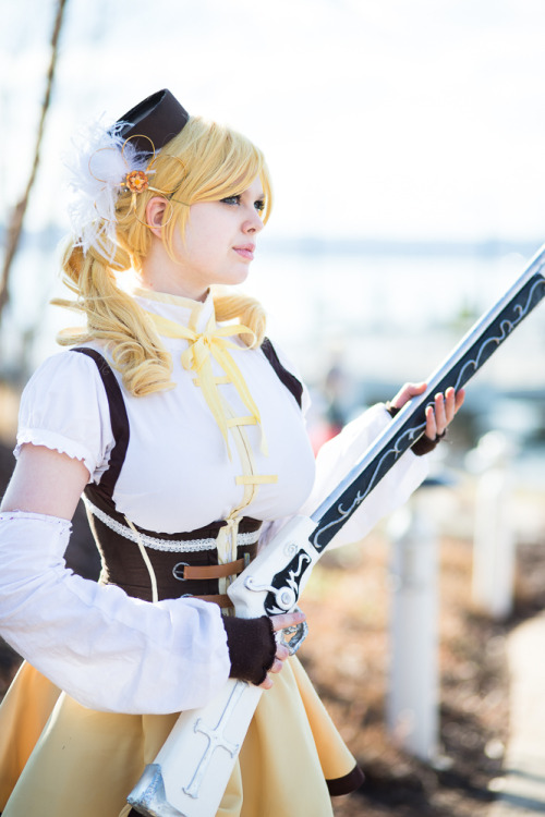 So I just got back pictures from my Mami shoot with ckdecember at Katsucon, and I'm geeking out hardcore. I have way too many favorite pictures of this costume/love this costume so so much.