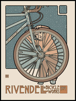 Blug - A Bike Blog - Rivendell Bicycle Works