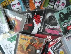 music rock pop punk Green Day Punk Rock cd cds Rock'n'roll