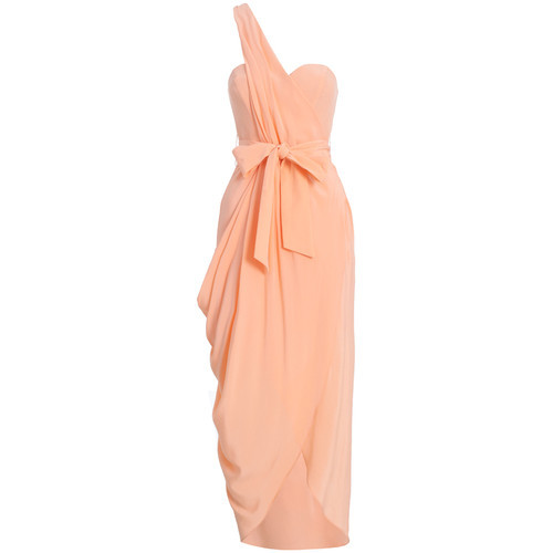 Dress   (see more long silk dresses)