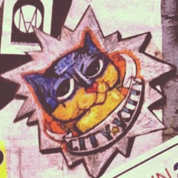 always and forever   #citykitty #kitty!! #nyc #pussygalore #streetart #plaztikmag