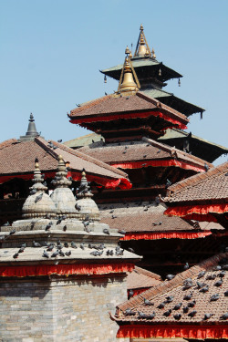 theadventuresofmo:  Kathmandu, Nepal. To see more of my pictures from Nepal, check out my post: http://bit.ly/19jdmsU