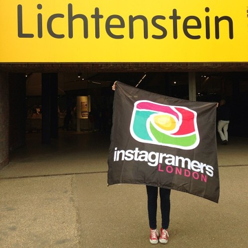 We are here! Come and join the fun with @stickygram and Rachel from @igers_philly!