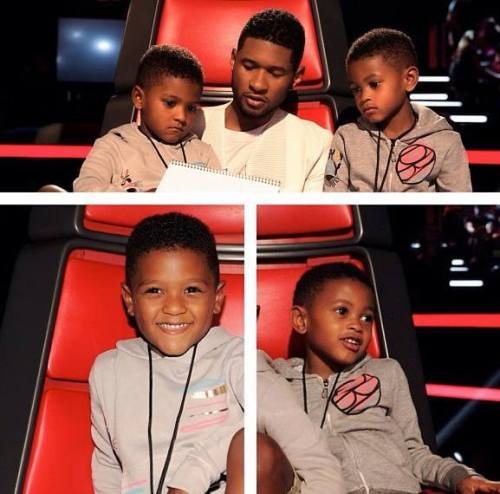 Mini Usher's they are so adorable