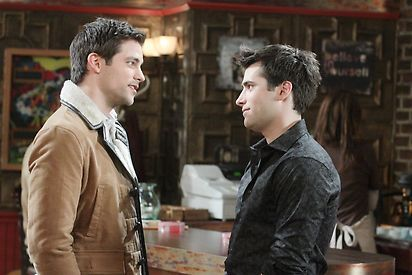 "Week of April 15-19, 2013  ""Will gets tired of Brian's flirtation with Sonny and confronts him."""