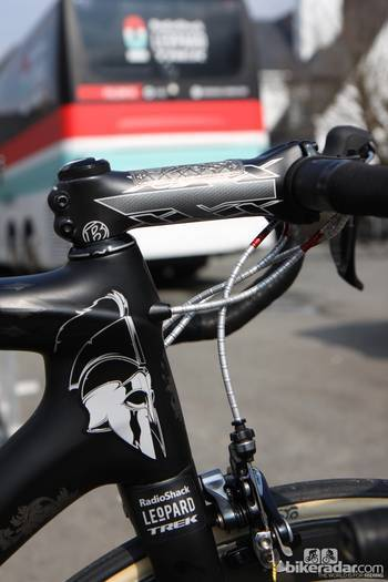 (via Pro Bike: Fabian Cancellara's Trek Domane 6-Series - BikeRadar)
