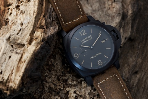 xvisualdrive:  Panerai Luminor