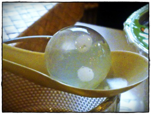 Pearl Jelly  ..SO tempting!  taken from: Meyza's drink