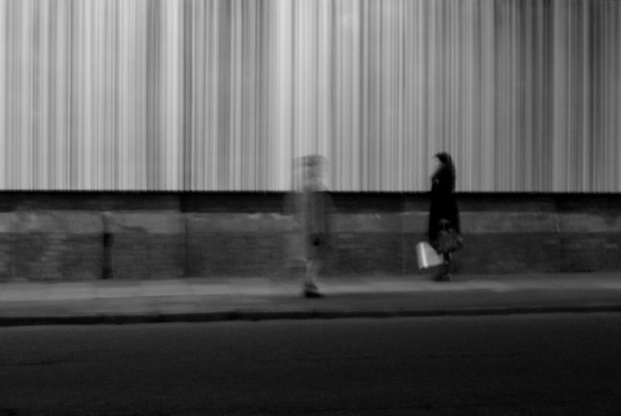 'a brief encounter between strangers' London 2013