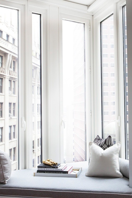 I've always wanted one of these window seats