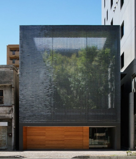 Residential Architecture: Optical Glass House by Hiroshi Nakamura & NAP..(via * Residential Architecture: Optical Glass House by Hiroshi Nakamura & NAP)
