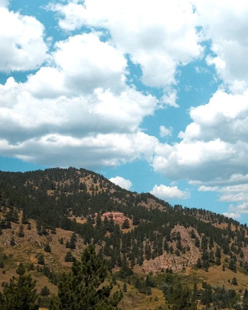 yesterday hiking the flat irons in boulder colorado