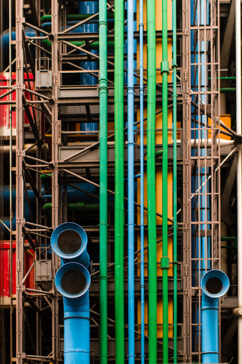 Coloured Tubes by dirac3000 on Flickr.