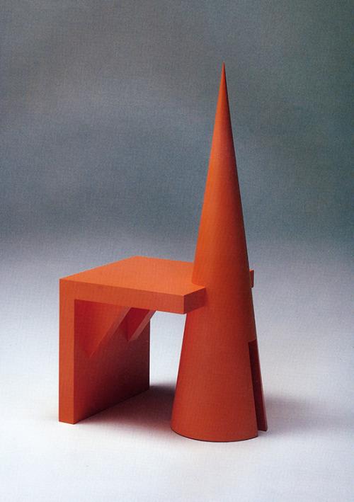projectzoo:  ikuyo mitsuhashi / chair / 1988