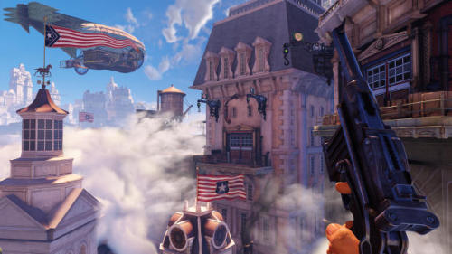 BioShock Infinite is on a different level, in a class all by itself. The inventive first-person-shooter is a challenging experience that ultimately rewards the player with one of the best stories ever told in a videogame. Check out our full review