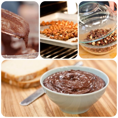 Slather, spread, or simply dip. Our recipe for homemade Chocolate Hazelnut Spread isn't Nutella, it's better.