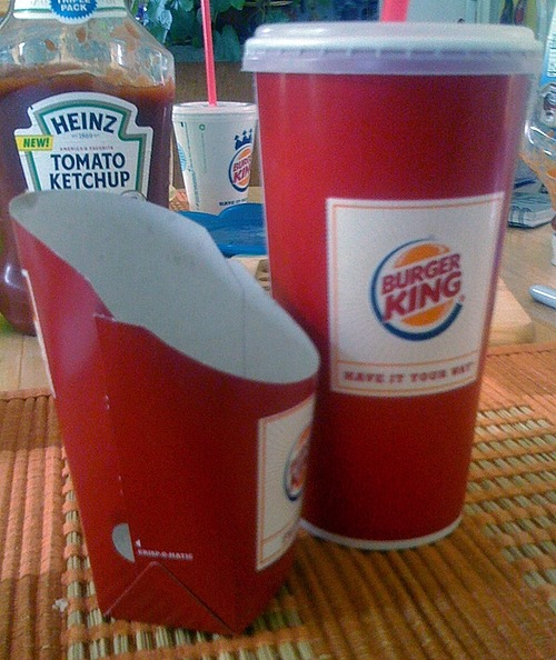 Cup of Fries