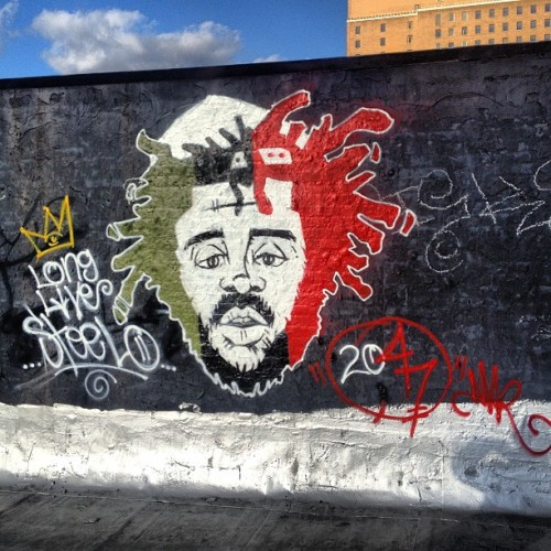 "badassjoey:  ""And eye quote!"" RIP CAPITAL STEEZ 