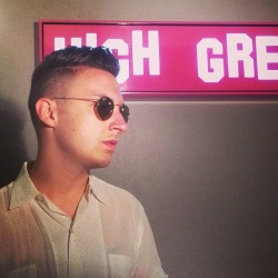 poisonforthelonely:  Helders, being boss.