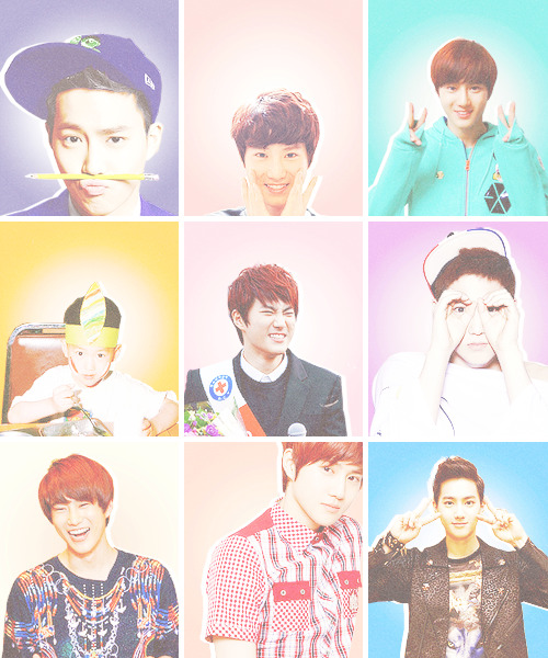 Happy Birthday, Leader Suho! ♥