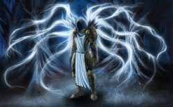 phantomsolari:  Tyrael by ~Carrieli