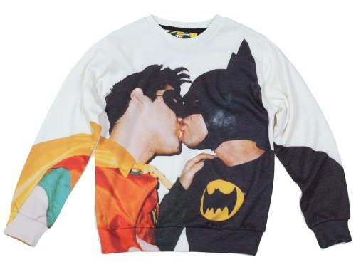 sexy-sweats:  Batman and Robin £70 www.sexy-sweats.co.uk