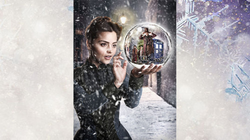 """The Snowmen,"" 2012's Christmas special of Doctor Who, has absolutely restored my excitement for this series about adventure and time travel and a ""madman with a box."" That sense of wonder, eroded by lackluster episodes in the first half of Series 7, was alive and kicking in this holiday story of killer psychic snow and a contrary governess. Seriously, after finishing it, all I could do was flail and shout ""I AM EXCITE."" I'm sure my husband would've been annoyed if he weren't doing his own version of the same. Follow the link for my (somewhat GIFtastic) thoughts!"