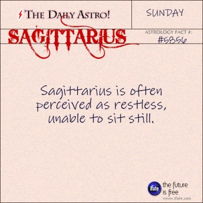 Sagittarius 5856: Visit The Daily Astro for more facts about Sagittarius.