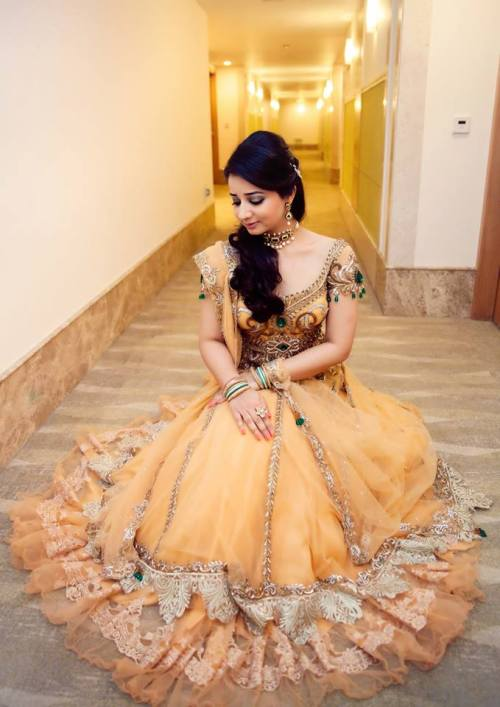 beautifulindianbrides:  Photo by:Mahima Bhatia