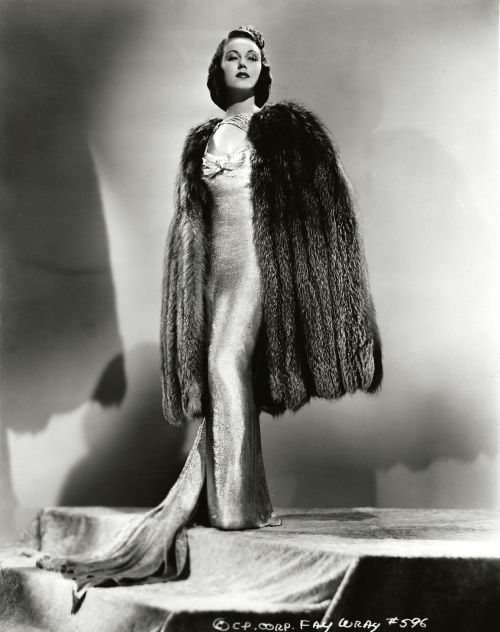 screengoddess:  Fay Wray 1937