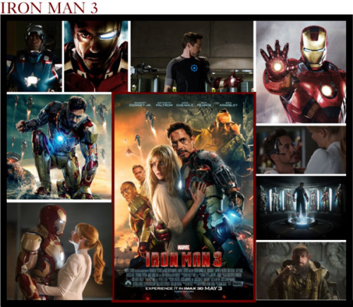 Iron Man 3 by where-words-fail-music-speaks featuring beauty productsIron Man 3 Chest Ark Reactor with Defects T-Shirt