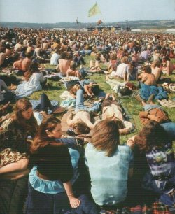 the-point-of-sanity:  Woodstock, 1969