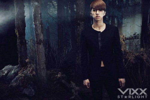 [!!] VIXX Mini Album D-4  credit: VIXX's official fancafe