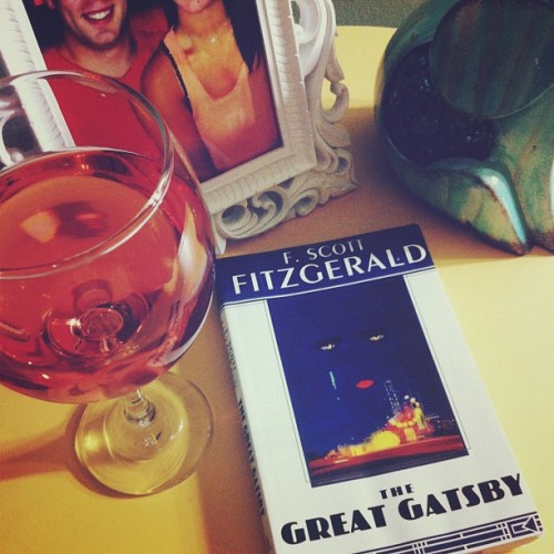 littlemissmargs:  Let's catch up..shall we? #DateNight #WithGatsby