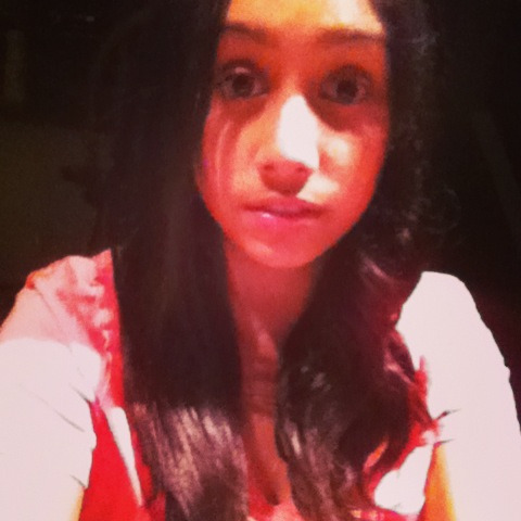 Me #girl #pinkshirt #bored