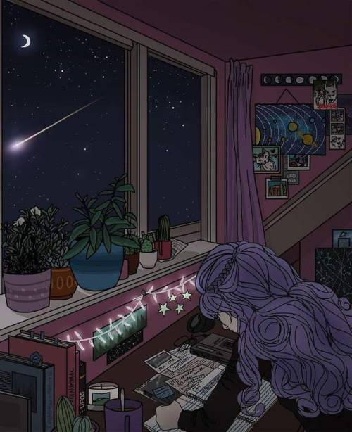 Aesthetic Bedroom Fairy Lights