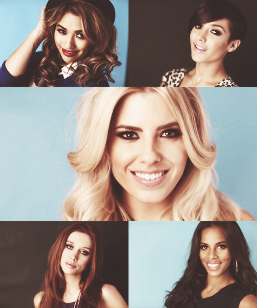 the saturdays - 2013 TCA winter press tour - photocall